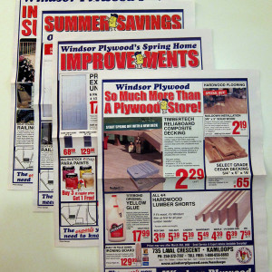 Windsor Plywood Flyers