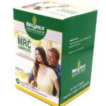 Graphic Design - Vitamin Box Design - Metabolic Research Center