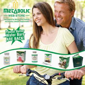 Graphic Design - Product Catalog, Metabolic Web Store
