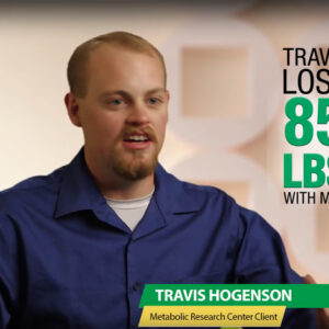 Video Production - Metabolic Research Center Weight Loss Testimonial - Travis