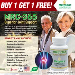 Email Marketing - Metabolic Web Store, MRC-365