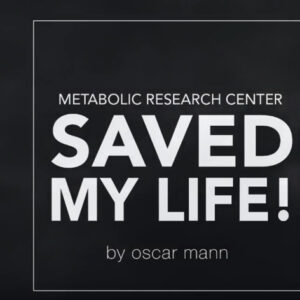 Video Production - Metabolic Research Center Saved My Life