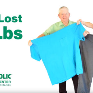 Video Production - Metabolic Research Center Weight Loss Testimonial - Gary